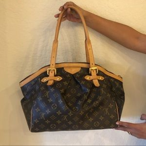Discontinued limited edition Louis Vuitton Tivoli
